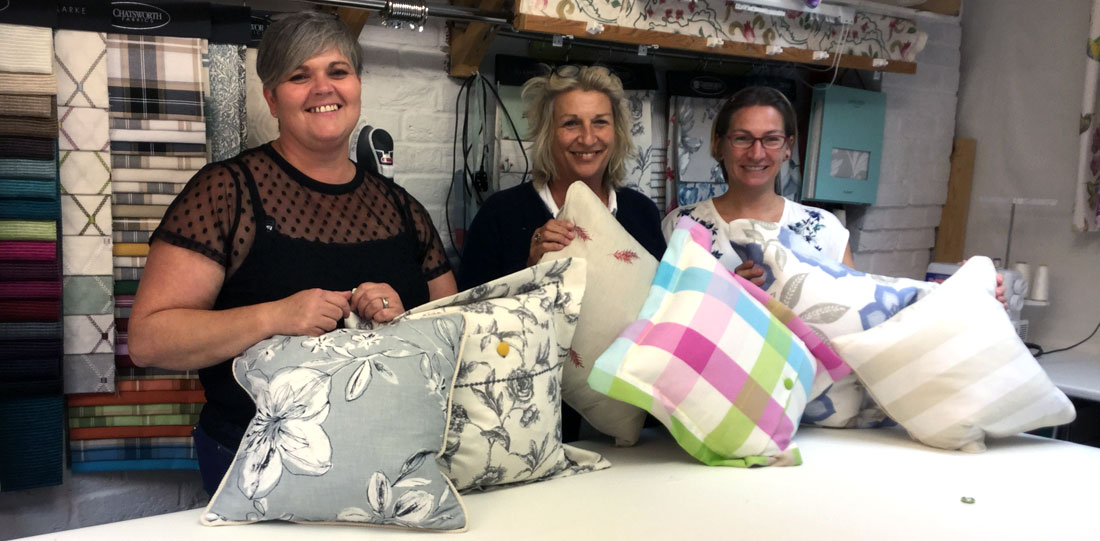 Cushion Making Courses