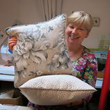 Hampshire Curtain Maker Penny Waight