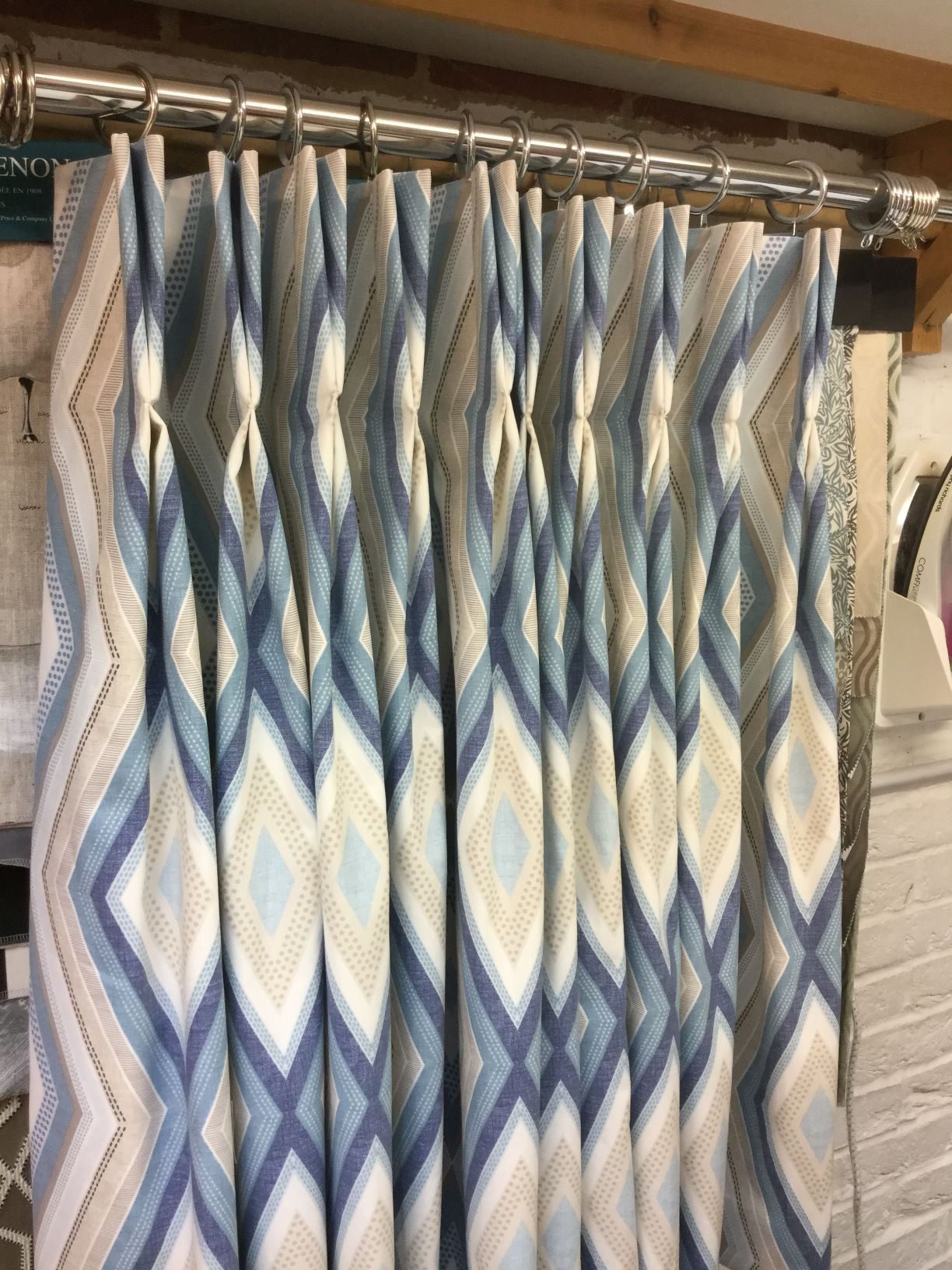 One Day Curtain Making Course Perfect For Beginners